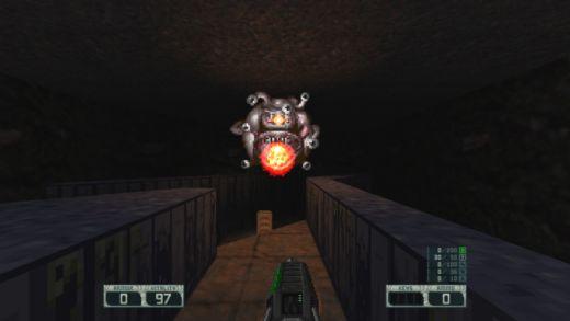 Project Osiris – Alien Breed 3D v GZDoom enginu