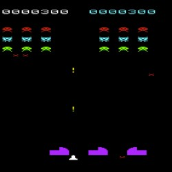 Alien Invasion, Space Invaders pro Commodore VIC-20