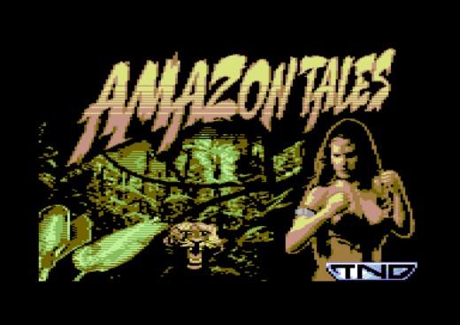 Amazon Tales, novinka pro Commodore 64