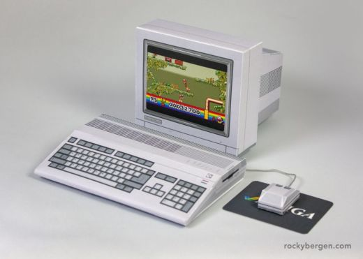 AMIGA 500, AMSTRAD CPC 464 a další staré počítače zdarma!