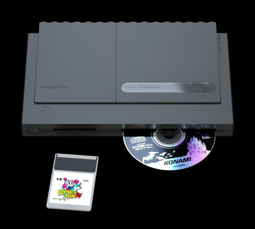 Analogue Duo, TurboGrafx-16 a PC Engine v FPGA