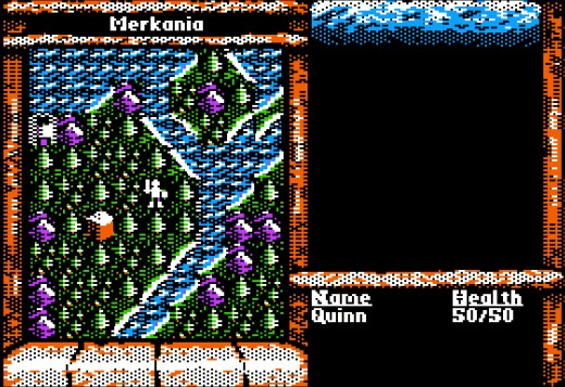 Ancient Legends, nové mini RPG pro Apple II