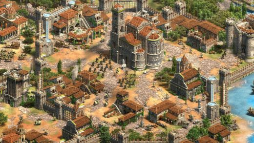 Lords Of The West, nový datadisk pro Age Of Empires 2 DE