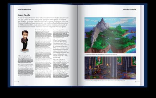 The Art of Point + Click Adventure Games – knížka, kterou musíte mít