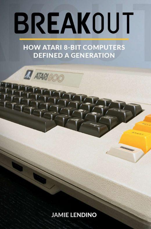 Nová knížka pro fandy osmibitů od Atari