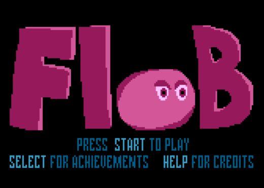 FloB – nová hra pro ATARI 800 XL/XE
