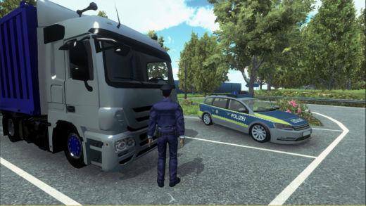 Autobahn Police Simulator zdarma na Steamu