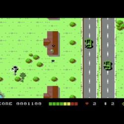 Aviator Arcade II, nová shoot-em-up pro C64