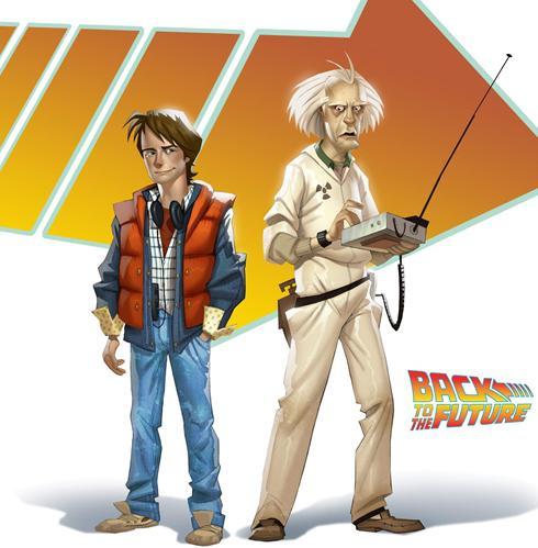 Marty McFly se vrací! V adventuře od Telltale Games