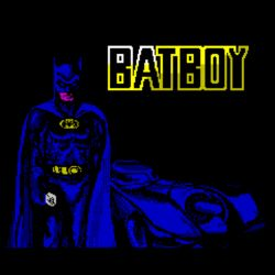 Batboy, z GameBoye na ZX Spectrum
