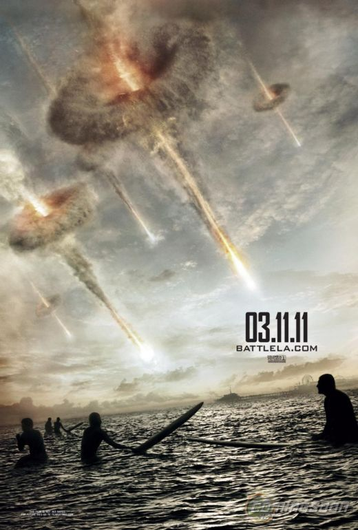 Film: Světová invaze (Battle: Los Angeles)