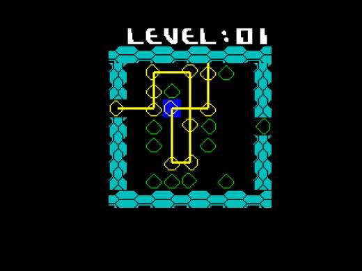 Beams Of Light, nová hlavolamka pro ZX Spectrum