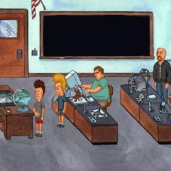 Beavis and Butt-Head - adventura podle kresleného seriálu