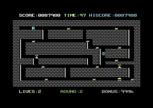 Beholder, nová bludišťovka pro Commodore 64