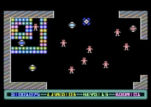 Berks Four, novinka pro 8bit Atari