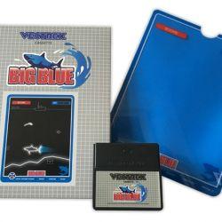 Big Blue, nová hra pro konzoli Vectrex