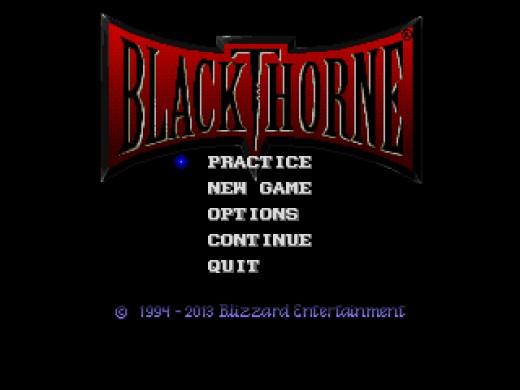 Blackthorne zdarma přímo od Blizzardu