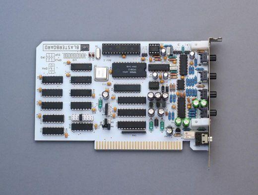 BlasterBoard, nová SB 2.0 kompatibilní ISA zvukovka