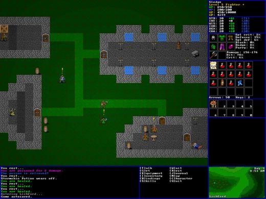 Bludgeons & Krakens, zkuste indie RPG zcela zdarma