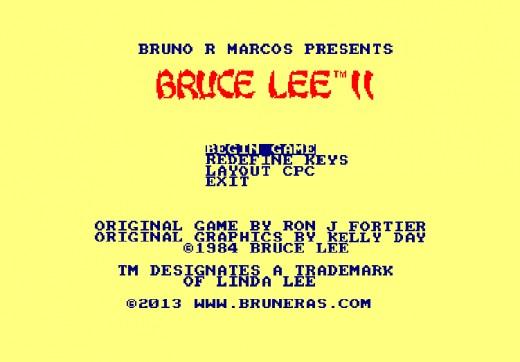 Bruce Lee II: jak za časů osmibitů
