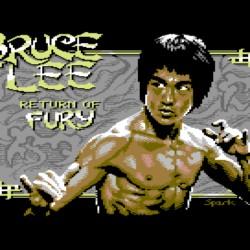 Bruce Lee – Return of Fury, novinka pro Commodore 64