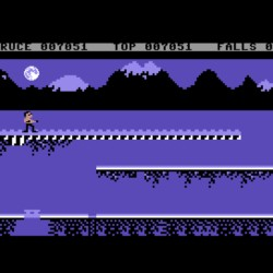 Bruce Lee – Return of Fury, novinka pro Commodore 64