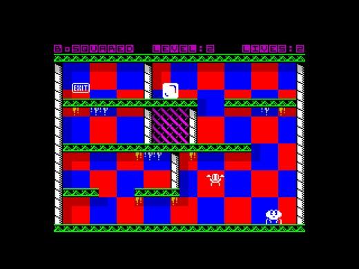 B-Squared, zábavná čtvercovitost pro ZX Spectrum