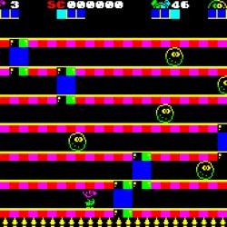 Bubble Frenzy, novinka pro ZX Spectrum