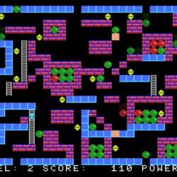 Bubbo World 2, logicko-akční novinka pro MSX