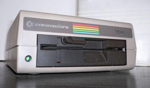 Pi1541, emulace disketovky Commodore 1541 prostřednictvím Raspberry Pi
