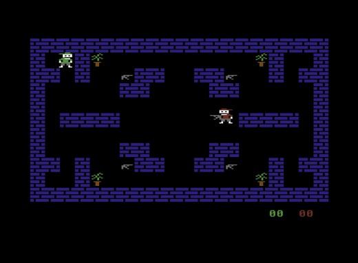 Shotgun, nová multiplayer řežba pro Commodore 64