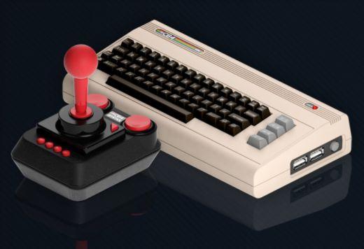 C64 Mini – Commodore 64 se (opět) vrací