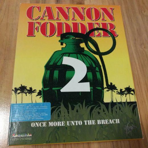 OpenFodder nyní podporuje Cannon Fodder 2