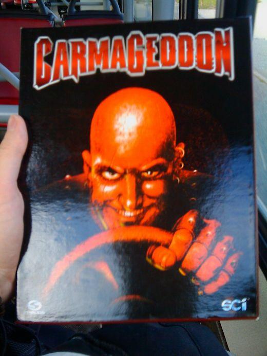 Přírůstek do sbírky – Carmageddon