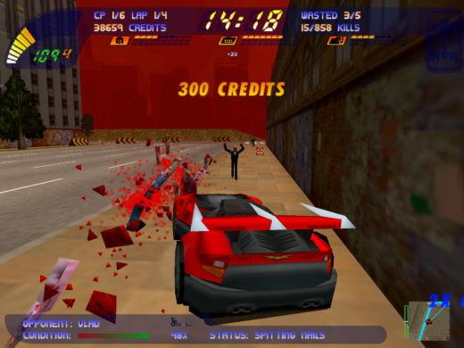 Hráli jste: Carmageddon 2?