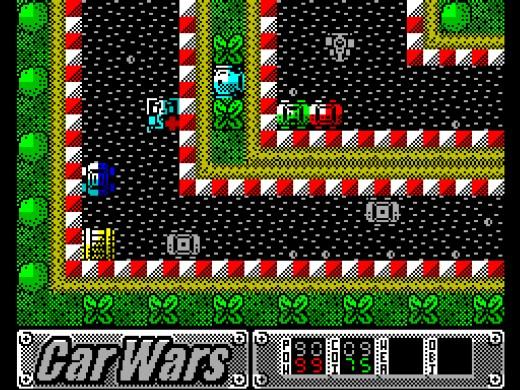 Car Wars, novinka pro ZX Spectrum