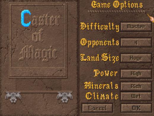 Vyšel nový datadisk pro Master of Magic