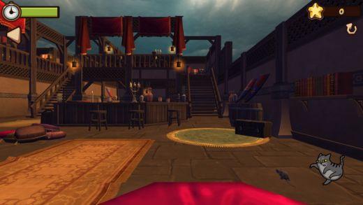 Cat Simulator zdarma na Steamu