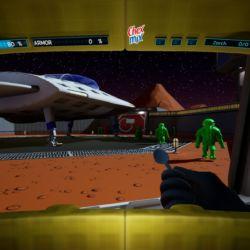 Chex Quest HD zdarma na Steamu