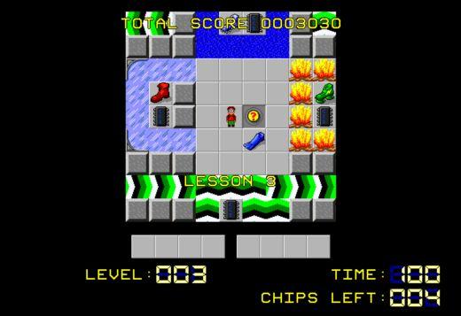 Chip's Challenge 1 zdarma na Steamu