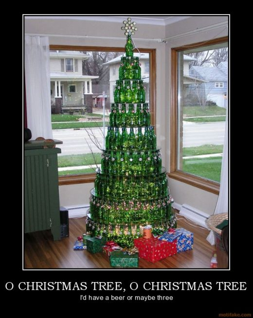 Tříbodový vánoční plán