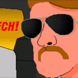 Zahrajte si demo nové adventury pro DOS – Chuck Jones: Space Cop of the Future