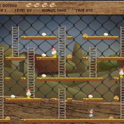 Chuckie Egg, povedený PC remake