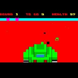 Chunk Zone, nová tanková akce pro ZX Spectrum