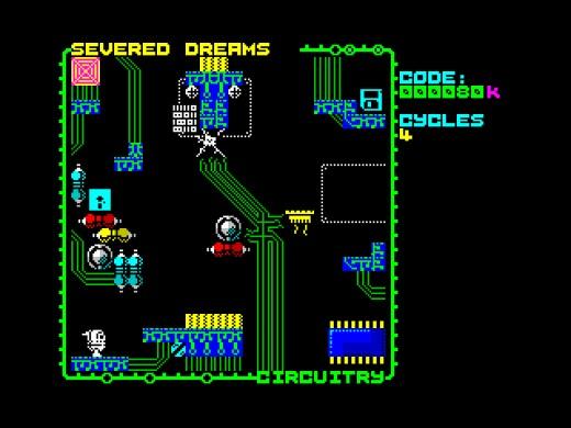 Circuitry, nová plošňákovka pro ZX Spectrum