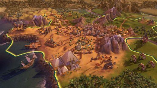 Civilization VI zdarma na EPICu