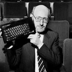 Zemřel Clive Sinclair