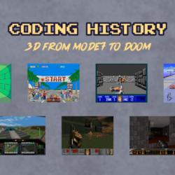 Zajímavé kickstartery - Coding History: 3D from Mode7 to DOOM