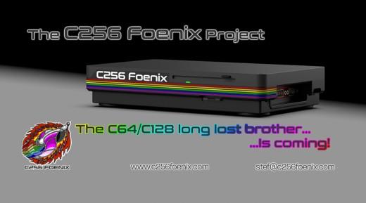 Commodore 256 Foenix