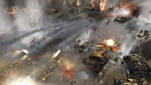 Southern Fronts – DLC pro Company of Heroes 2 zdarma